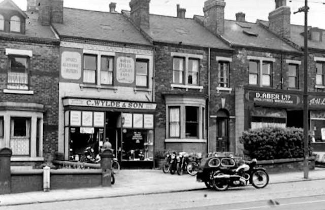 C Wylde Shop 1951